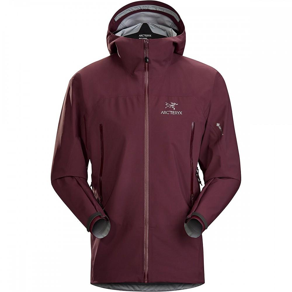 photo: Arc'teryx Zeta AR Jacket waterproof jacket
