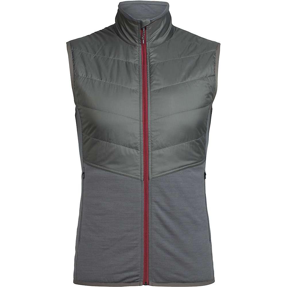 photo: Icebreaker MerinoLOFT Ellipse Vest synthetic insulated vest