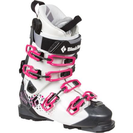 photo: Black Diamond Shiva alpine touring boot