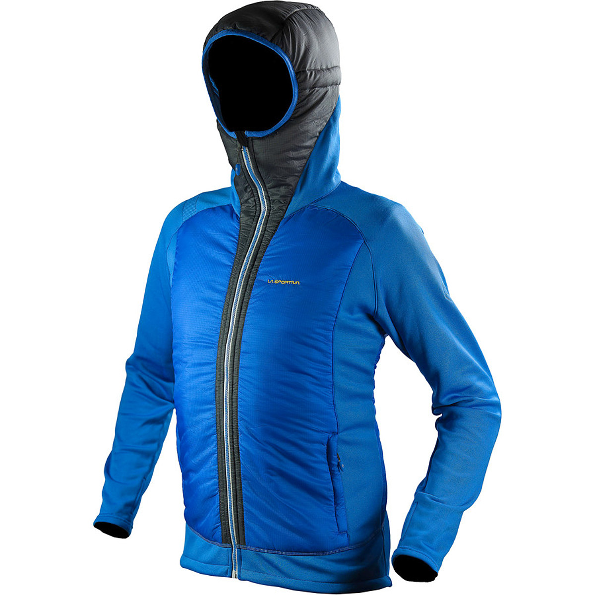 photo: La Sportiva Primus Hoody synthetic insulated jacket