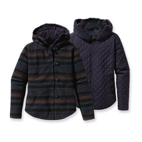 Patagonia Felted Jacket