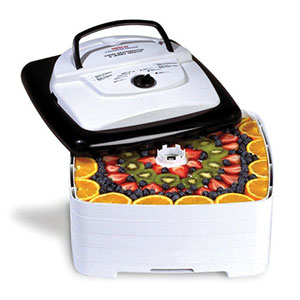photo:   Nesco FD-80 Snackmaster Square Dehydrator & Jerky Maker kitchen accessory