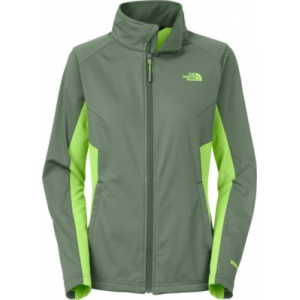 photo: The North Face Women's Cipher Hybrid Jacket soft shell jacket