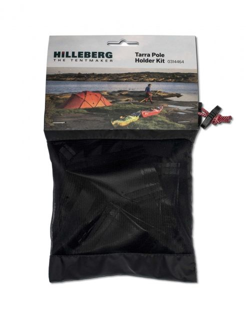Hilleberg Pole Holder Kit for Tarra