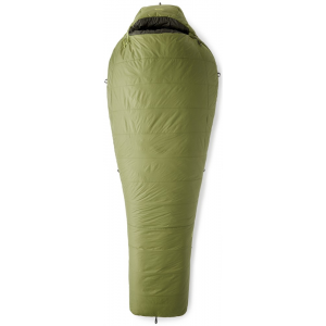 photo: REI Women's Lumen +25 3-season synthetic sleeping bag