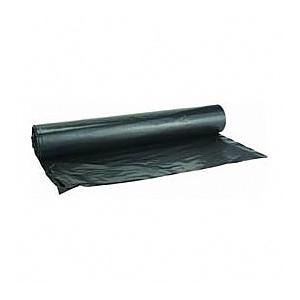 Black Polyethylene Plastic Sheeting Tarp