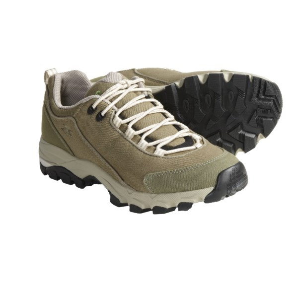 photo: Garmont Natura trail shoe