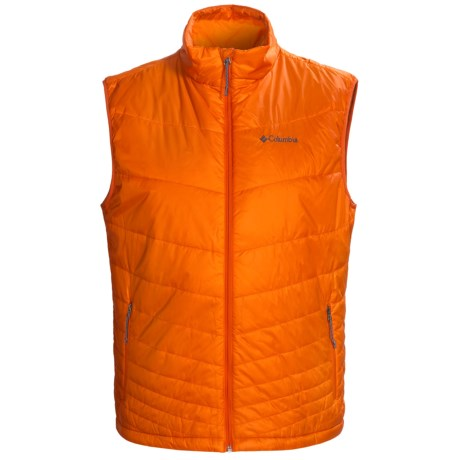 photo: Columbia Mighty Lite Vest synthetic insulated vest
