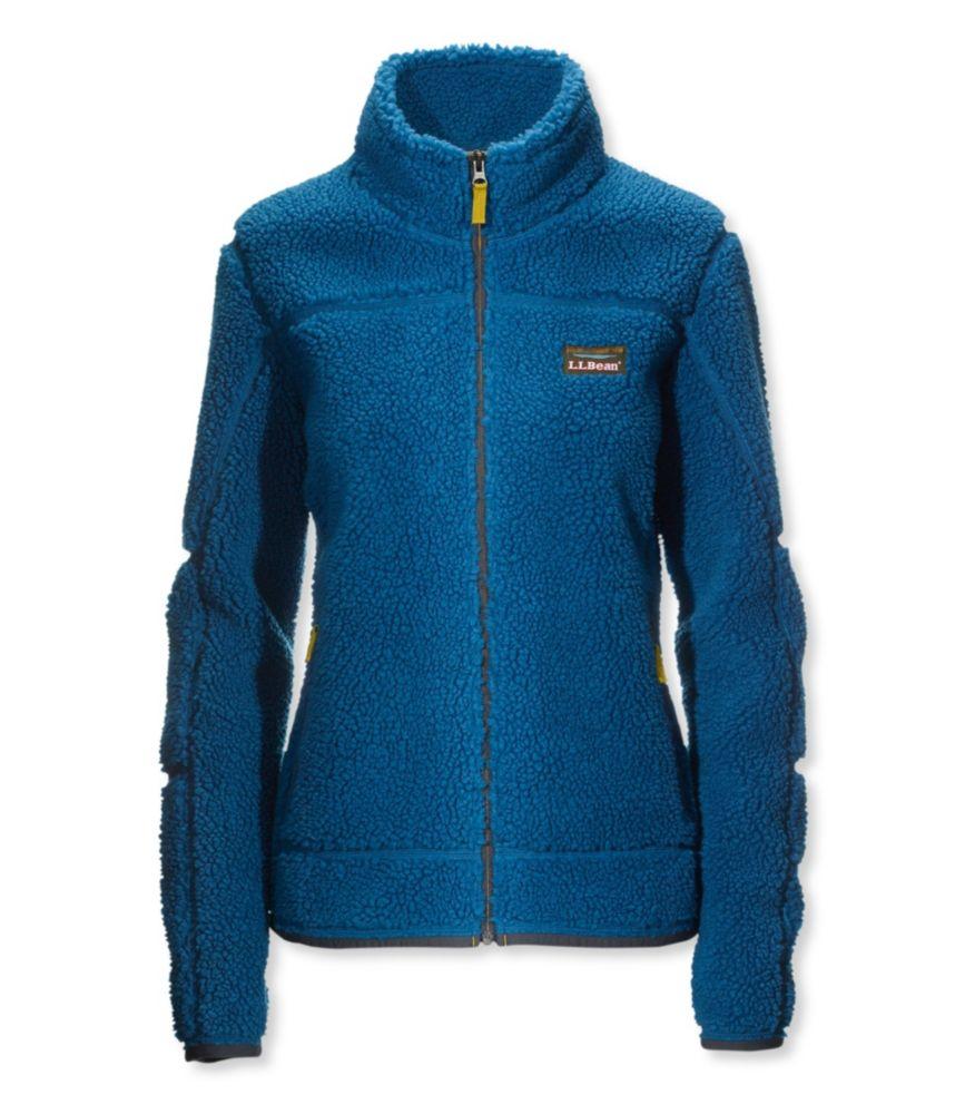 L.L.Bean Traverse Sherpa Fleece Jacket