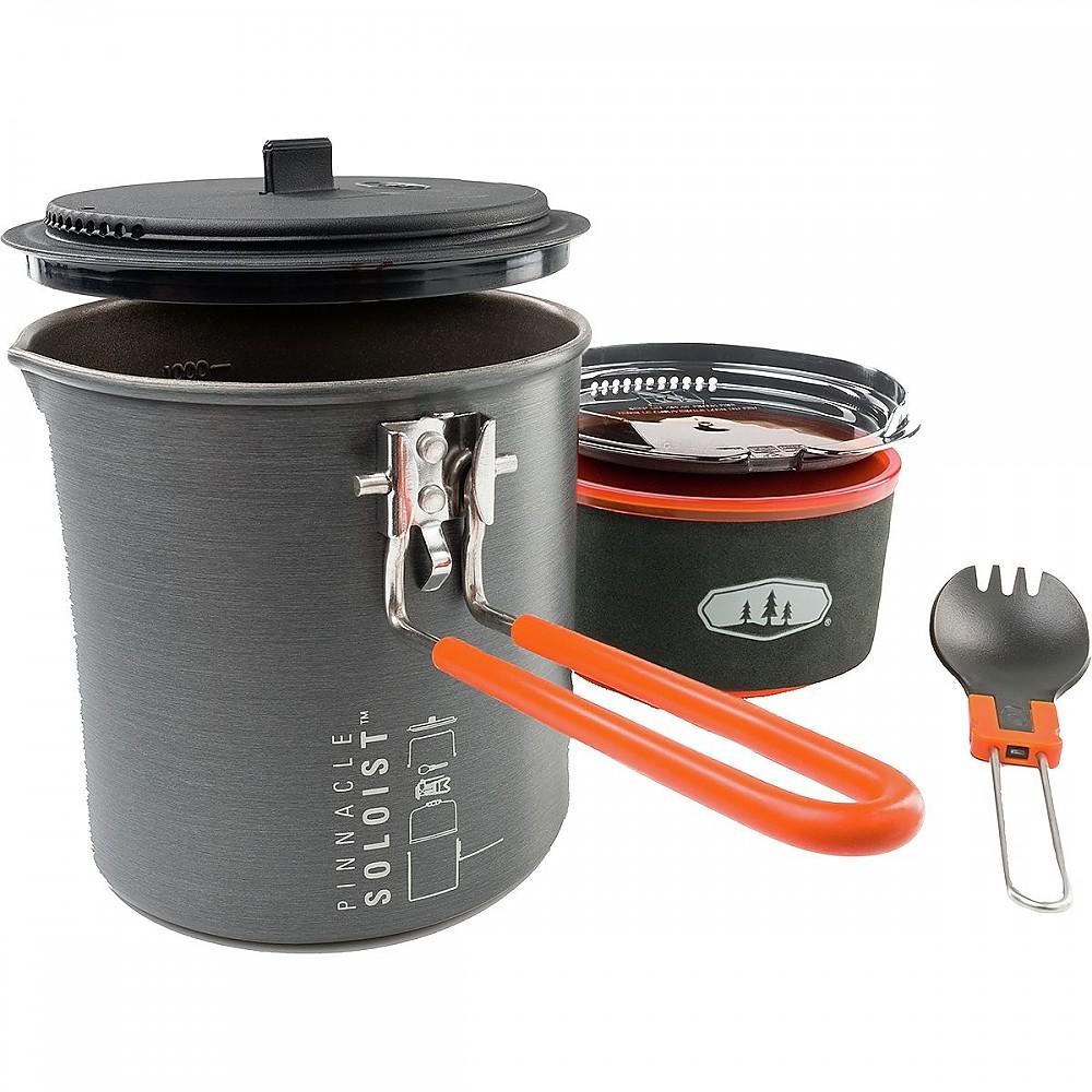 photo: GSI Outdoors Pinnacle Soloist II pot/pan