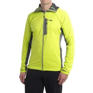 photo: Outdoor Research Centrifuge Jacket fleece jacket