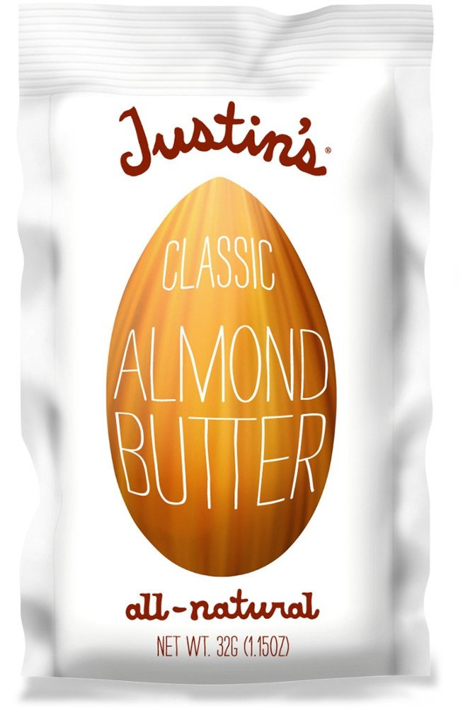 photo: Justin's Classic Peanut Butter snack/side dish