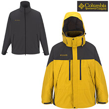photo: Columbia Ice Dragon Parka component (3-in-1) jacket