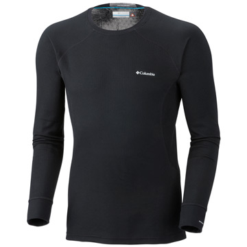 photo: Columbia Men's Baselayer Heavyweight Top base layer top
