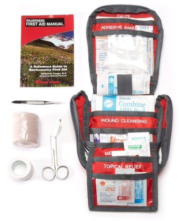 REI Backpacker Weekend First-Aid Kit