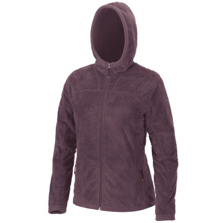 photo: Isis Topo Hoodie fleece jacket