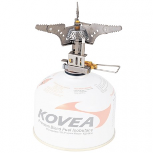 photo: Kovea Titanium Stove compressed fuel canister stove
