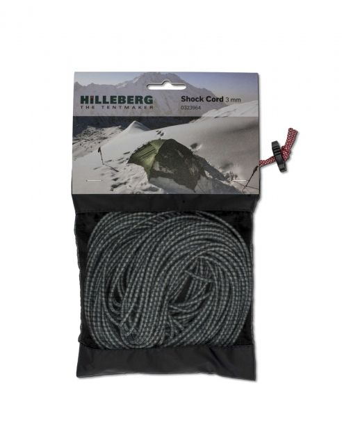 photo: Hilleberg Shock Cord guy line