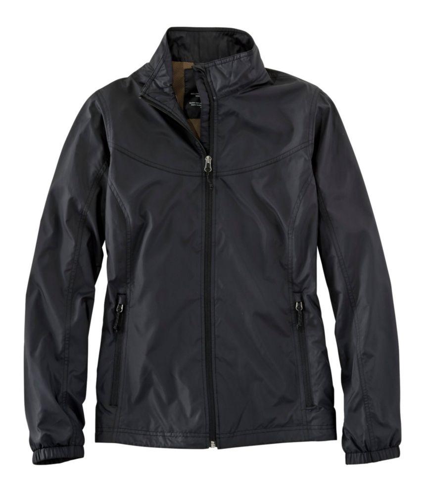 L.L.Bean Casco Bay Windbreaker Jacket