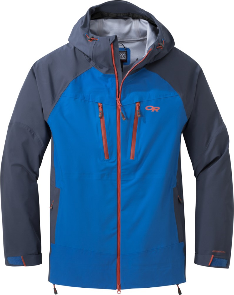 photo: Outdoor Research Skyward II Jacket snowsport jacket