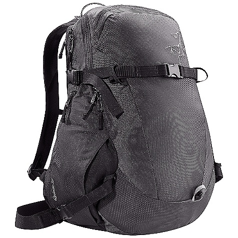 photo: Arc'teryx Quintic 28 winter pack