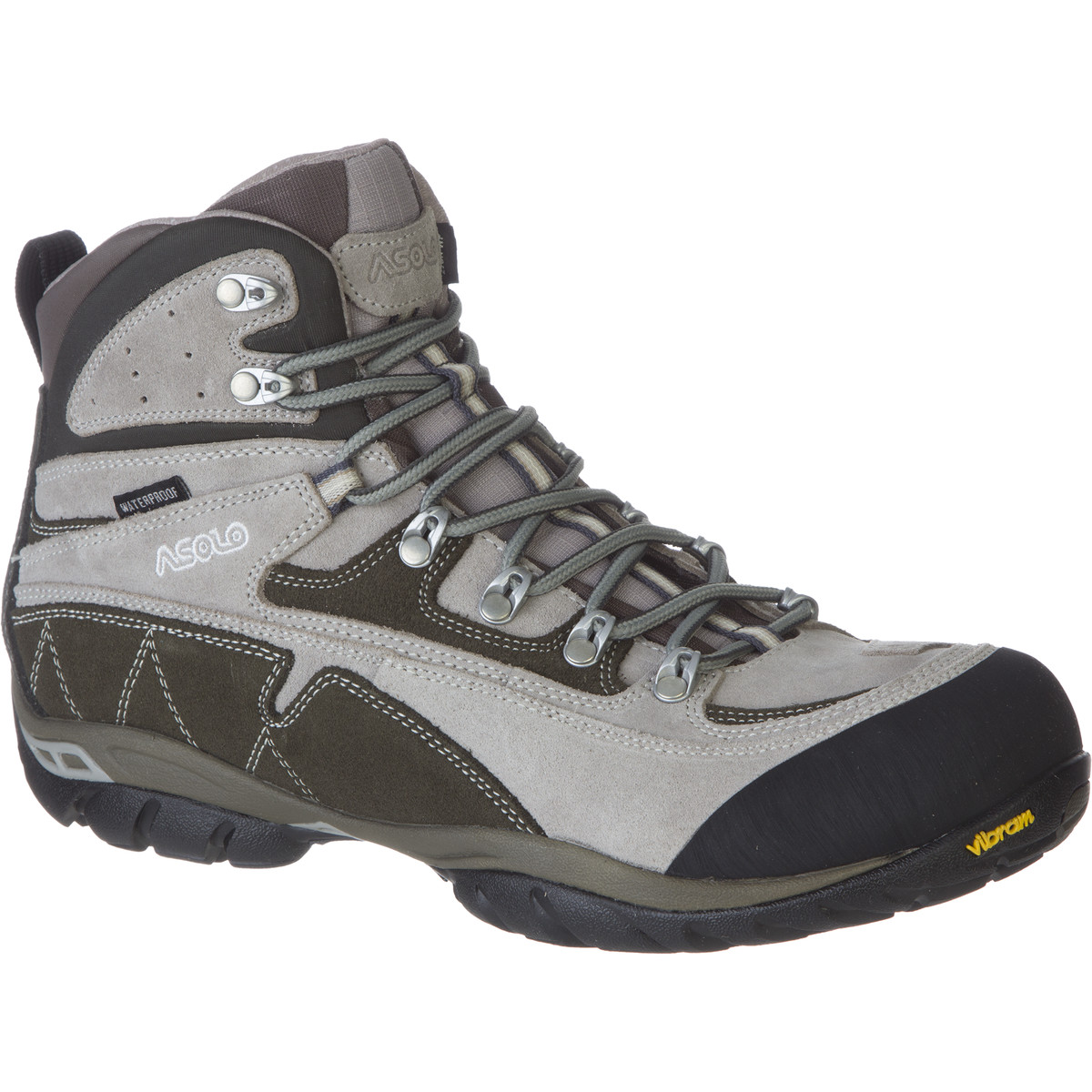 photo: Asolo Zion WP hiking boot