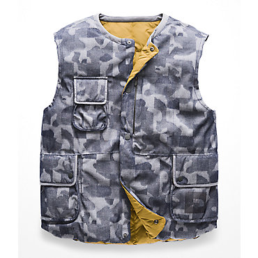 The North Face Cryos Reversible Vest GTX