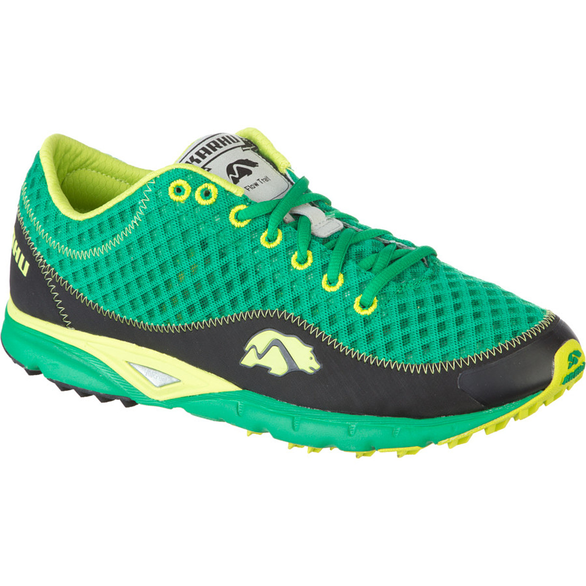 photo of a Karhu trail running shoe
