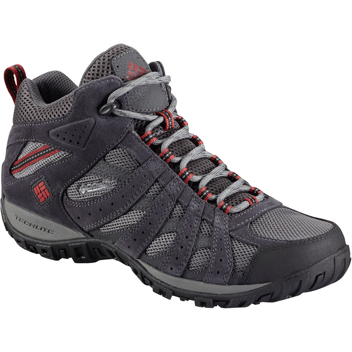 photo: Columbia Redmond Mid Waterproof hiking boot