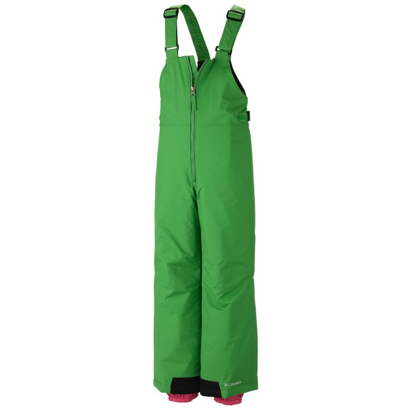 photo: Columbia Snow Slope Bib synthetic insulated pant
