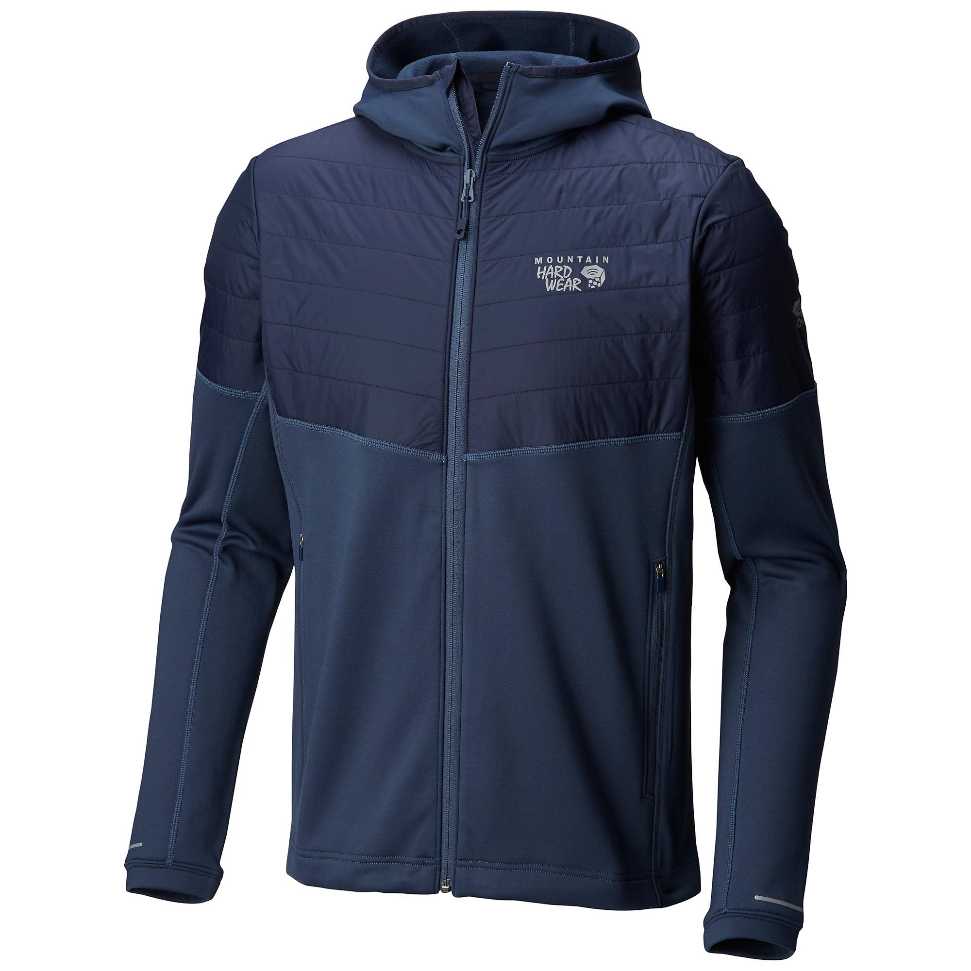 Mountain Hardwear 32 Degree Insulated Hooded Jacket