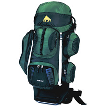 photo: Kelty Pacific Crest 5000 external frame backpack