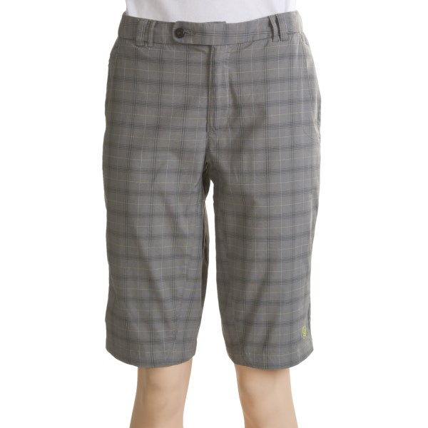 photo: Mountain Hardwear Around Townie Short hiking short