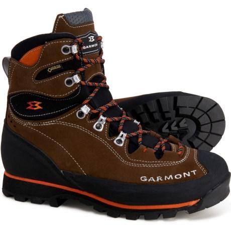 photo: Garmont Tower GTX mountaineering boot