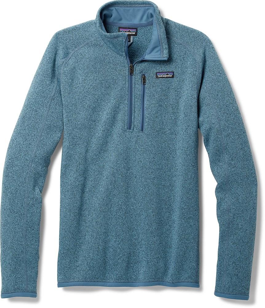 photo: Patagonia Better Sweater 1/4-Zip fleece top