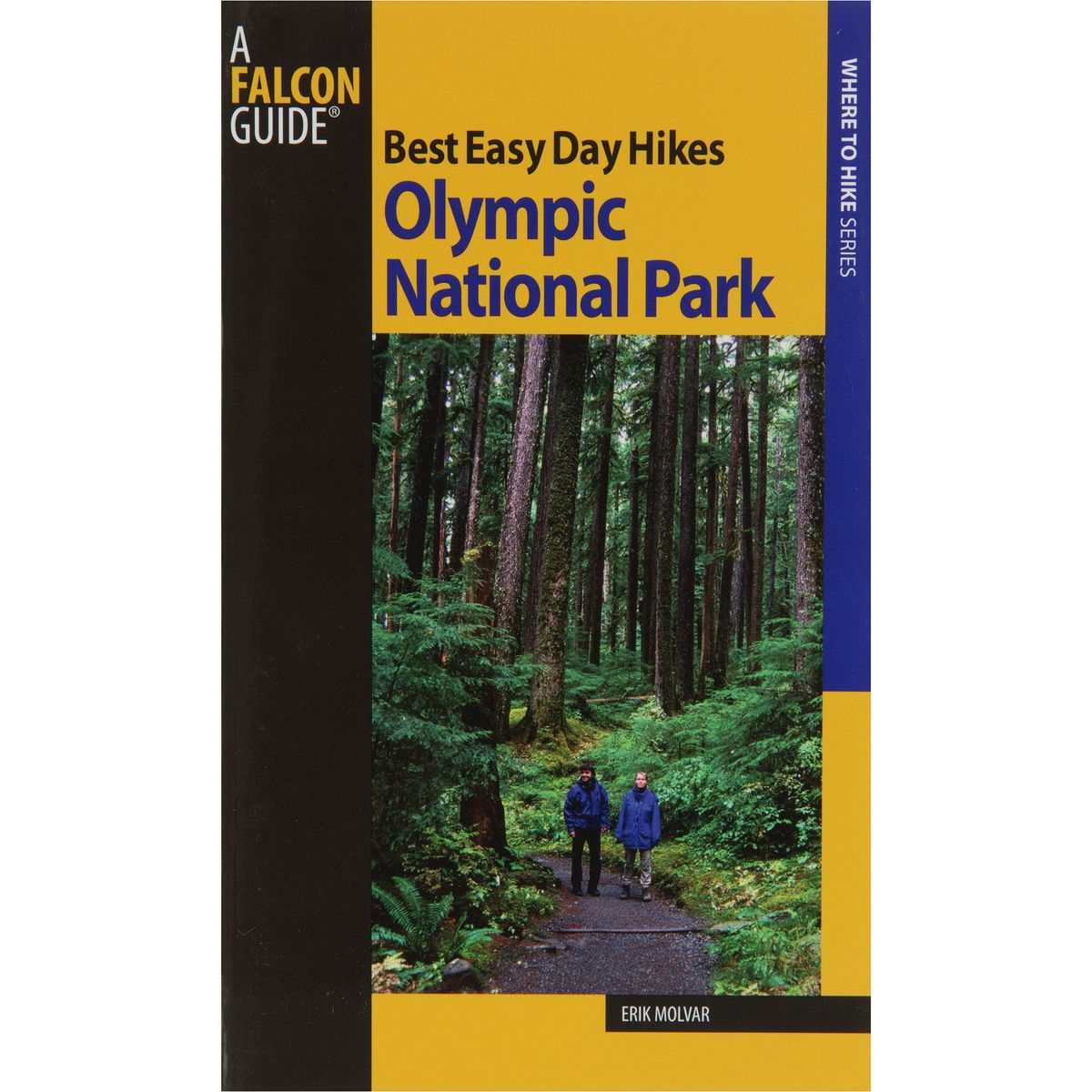 Falcon Guides Best Easy Day Hikes - Olympic National Park