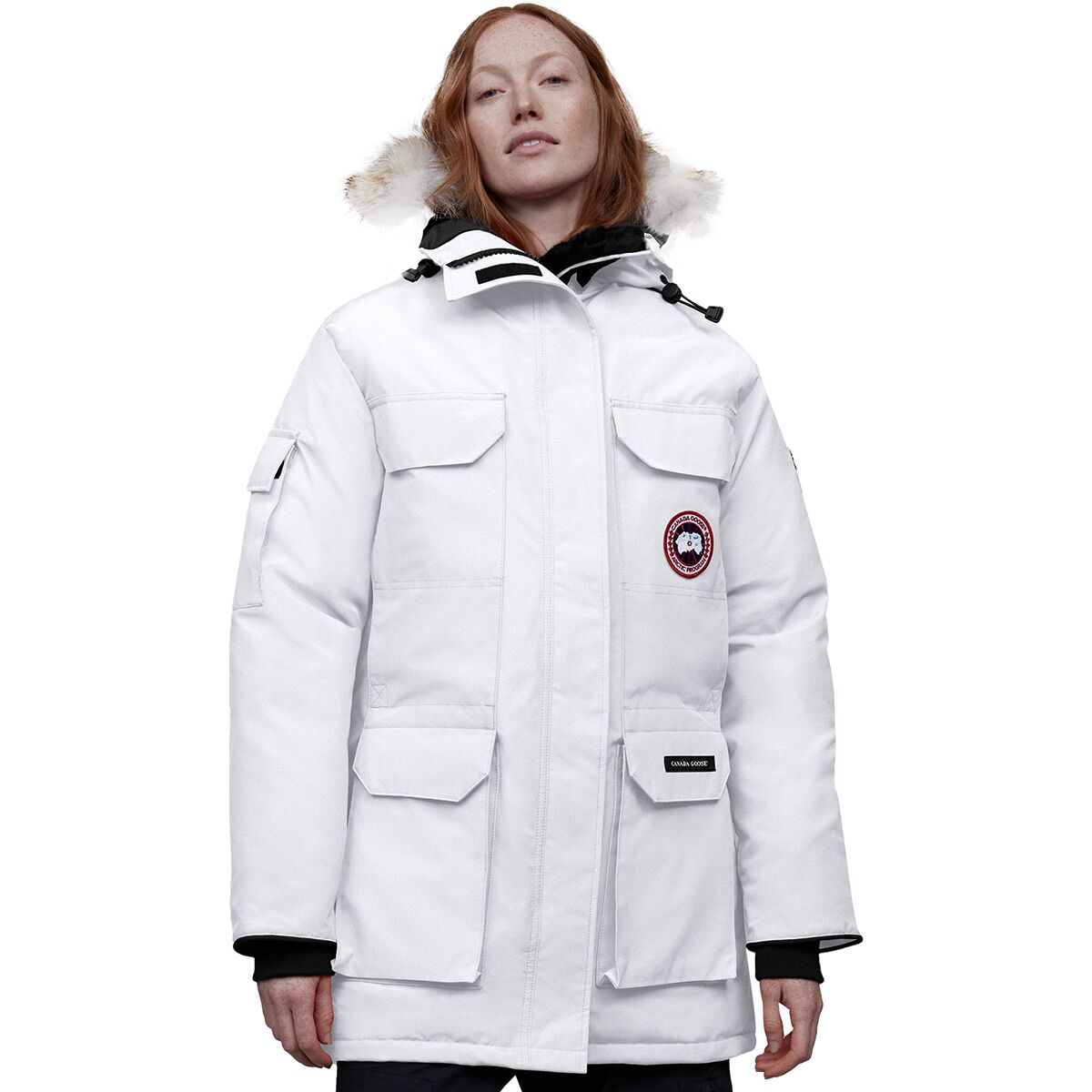 photo: Canada Goose Women's Expedition Parka down insulated jacket