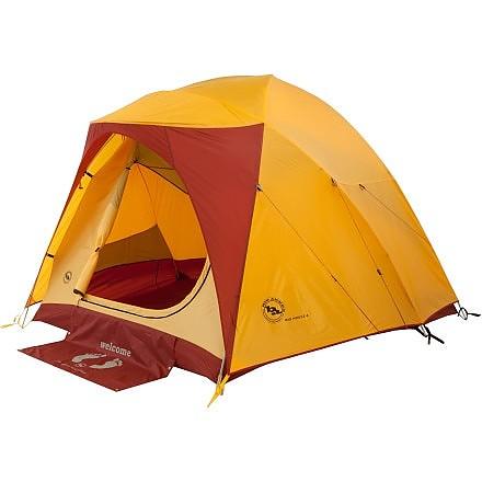 photo: Big Agnes Big House 4 three-season tent