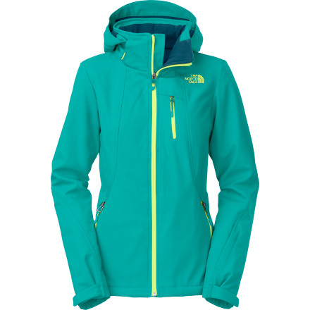 photo: The North Face Women's Komper Jacket synthetic insulated jacket
