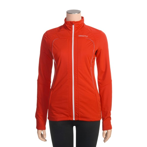 photo: Craft Women's PXC Storm Jacket jacket
