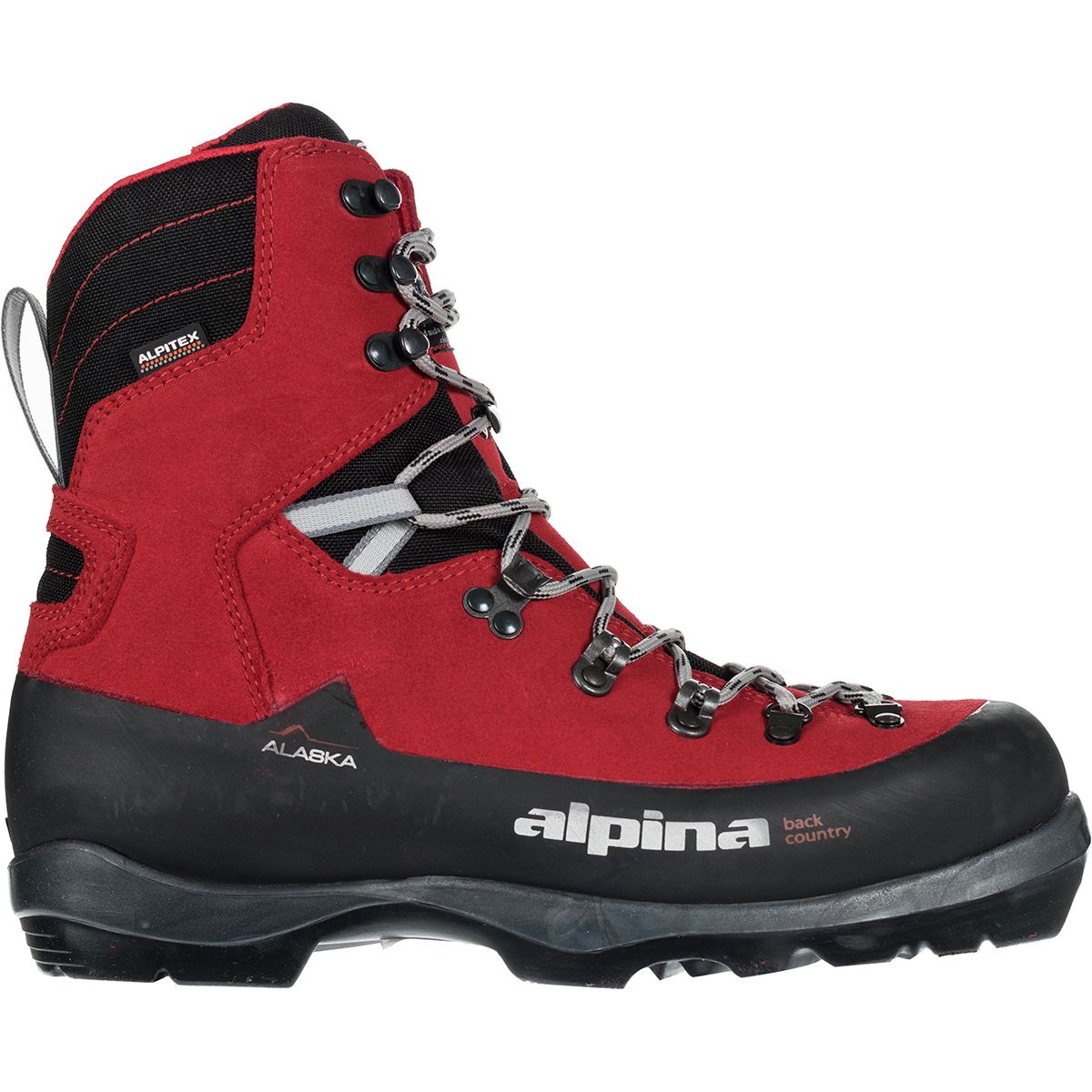 photo of a ski boot