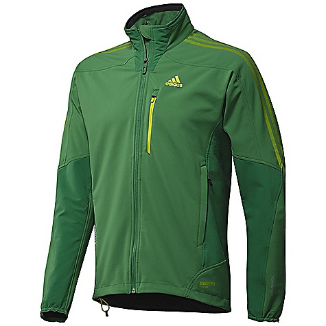 photo: Adidas Terrex Windstopper Hybrid Jacket wind shirt