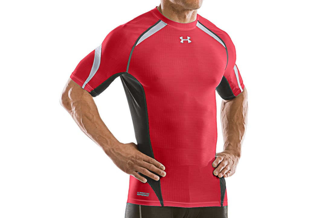 Under Armour Metal Compression Shortsleeve T Shirt
