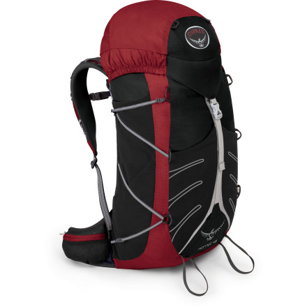 photo: Osprey Hornet 46 overnight pack (2,000 - 2,999 cu in)