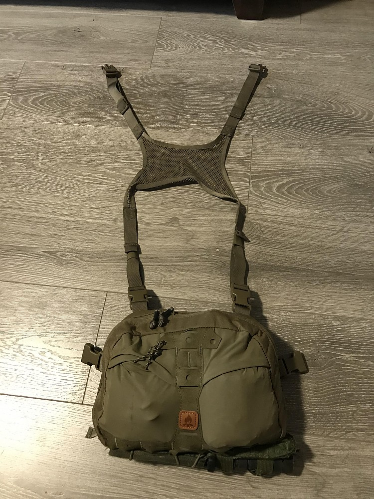 photo: Helikon-Tex Chest Pack Numbat front pack