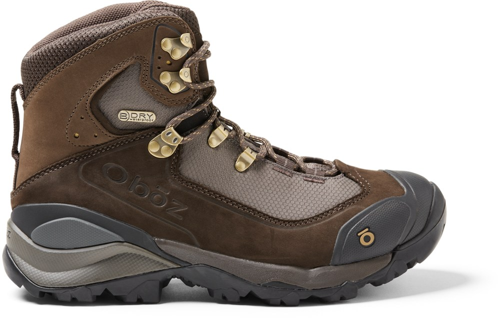 photo: Oboz Wind River III Waterproof hiking boot