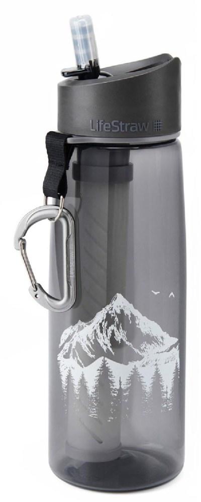 photo: LifeStraw Go bottle/inline water filter