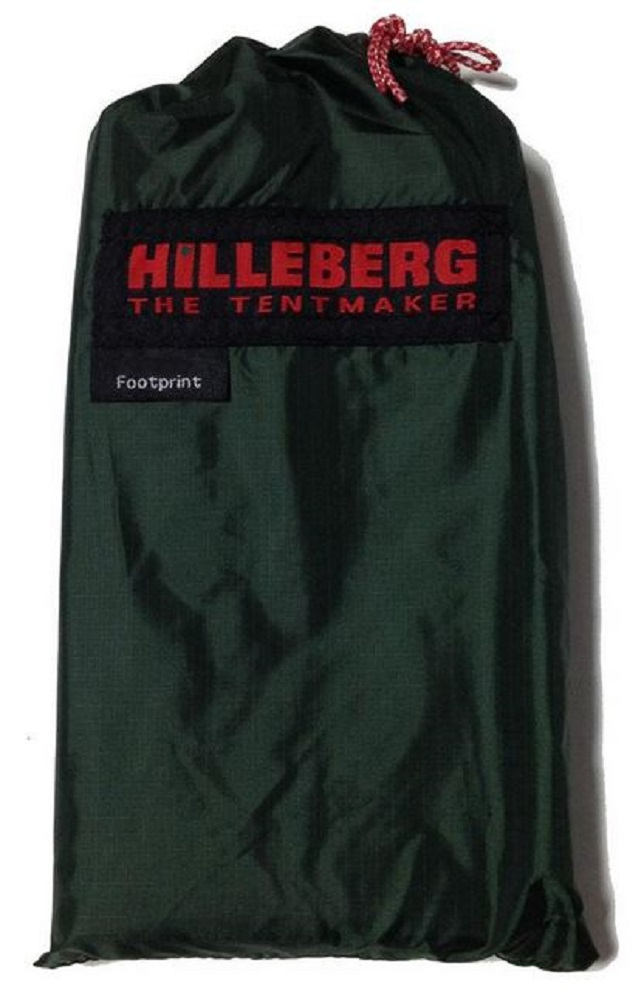 photo: Hilleberg Keron 4 Footprint footprint