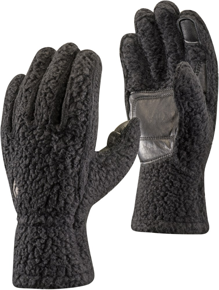 Black Diamond YetiWeight Fleece Gloves