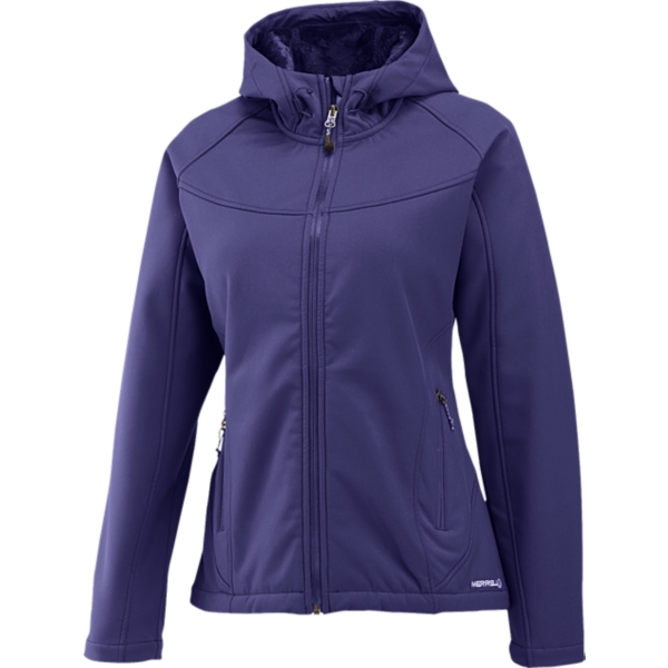 photo: Merrell Siren Softshell Hoody Jacket soft shell jacket